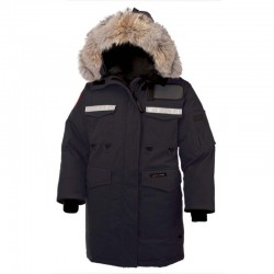 Canada Goose Women's Resolute Parka In Navy Blue