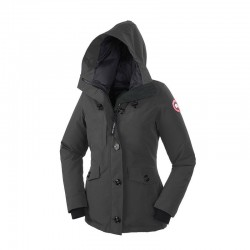 Canada Goose Women's Rideau Parka In Grey