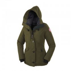 Canada Goose Women's Rideau Parka In Military Green
