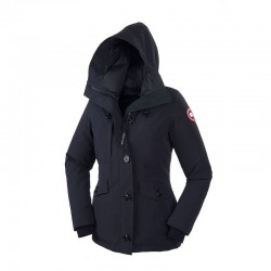 Canada Goose Women's Rideau Parka In Navy Blue