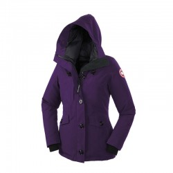 Canada Goose Women's Rideau Parka In Purple