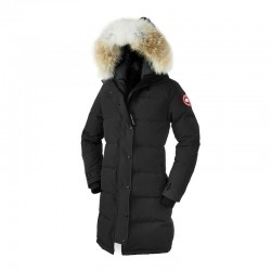 Canada Goose Women's Shelburne Parka In Black