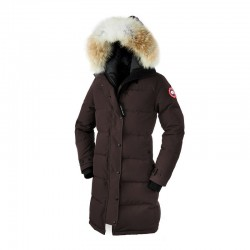Canada Goose Women's Shelburne Parka In Coffee