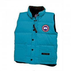 Canada Goose Youth's Freestyle Vest In Sky Blue