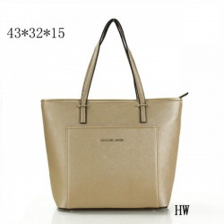 Cheap Michael Kors Jet Set Large Tote Apricot