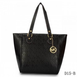 Cheap Michael Kors Jet Set Traveller Logo Tote Black