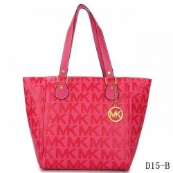 Cheap Michael Kors Jet Set Traveller Logo Tote Rose