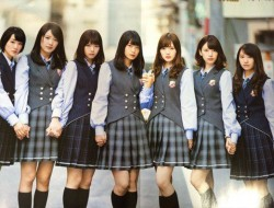 Nogizaka 46 14th uniform clothing Nogizaka cosplay costume