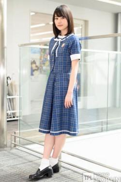 Nogizaka 46 15th Uniform Cosplay Costume