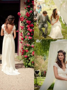 Traditional Wedding Dresses South Africa – DreamyDress