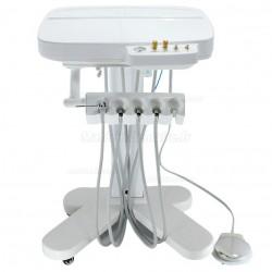 Unités dentaires portables Contrôle d'air séparé par pièce à main en france – matéri ...