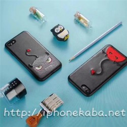 フェンデイFENDI iphoneX ケース モンスター 怪獣 iphone8 plus ケース おもしろい エンブロイダリー 上質