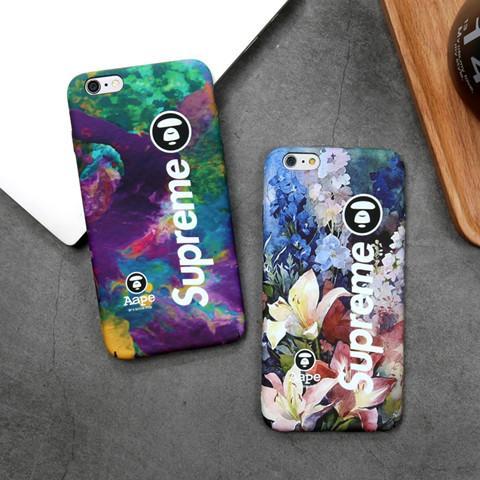 商品名:iphoneX ケース ブランド supreme シュプリーム iphone8 ハードカバー ユニーク iphone7 携帯カ ...