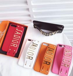女性向け iPhone8ケース ディオール iPhone X カバー アイフォン7 7plusケース スタンド かわいい