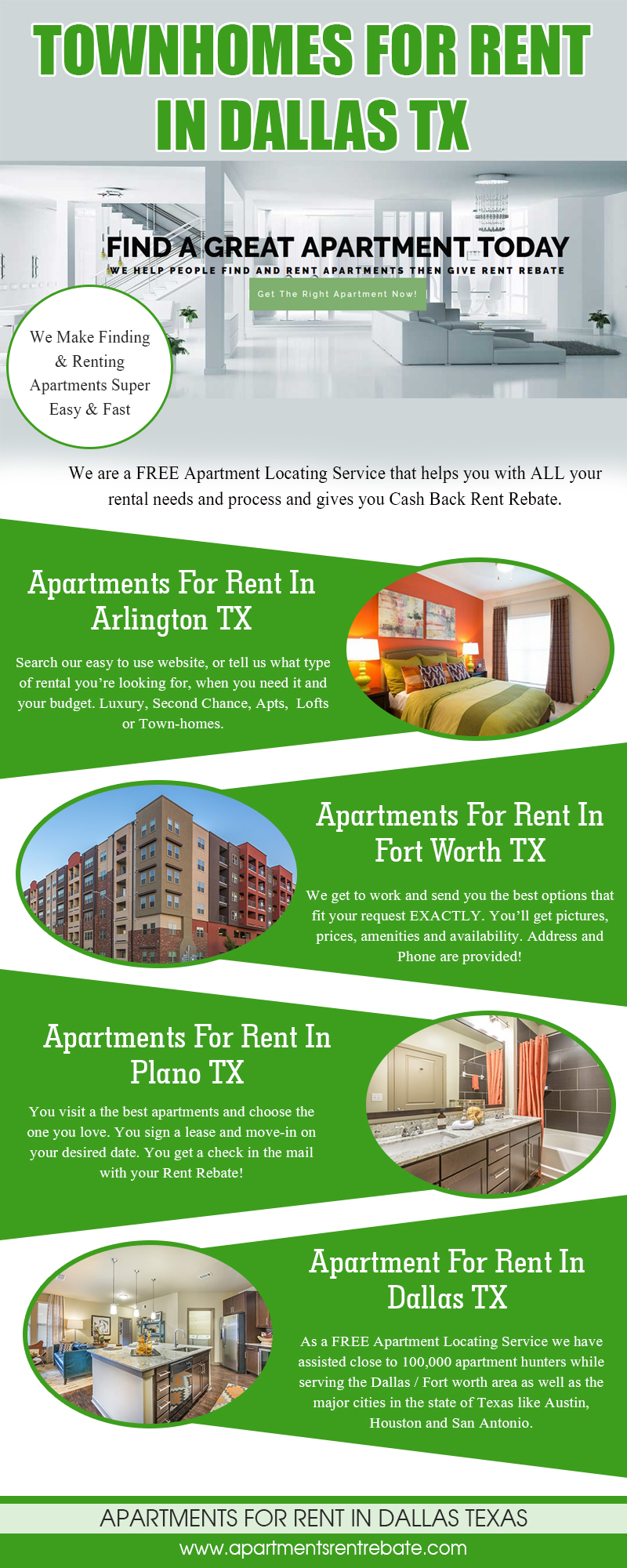 Apartments For Rent Near Dallas TX