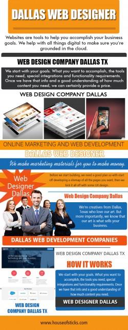 Dallas web development companies