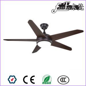 East Fan 52inch Five Blade Indoor Ceiling Fan with light item EF52164 | Ceiling Fan