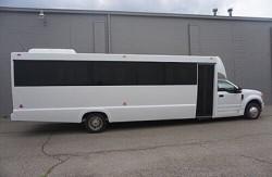 lansing party bus