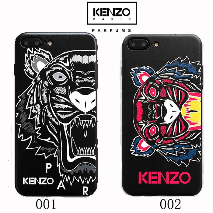 kenzo iphone x ケース アイフォン8カバー ペアケース ケンゾーケース アイフォーンテンハードカバー  ...
