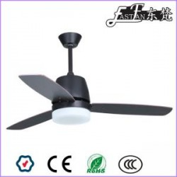 East Fan 52inch Three Blade Indoor Ceiling Fan with light item EF52148B | Ceiling Fan
