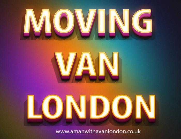 Man And A Van London