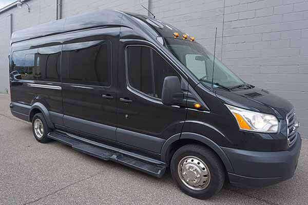 Ann Arbor Party Bus