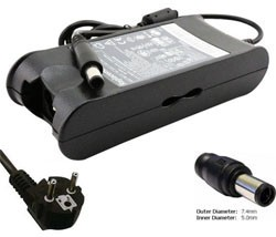 Chargeur Dell DA90PS1-00,90W Chargeur DA90PS1-00