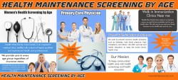 Recommended Health Screenings By Age And Gender