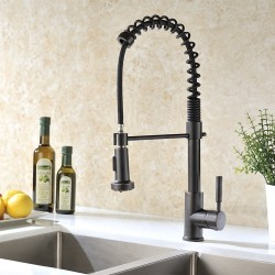 Homerises Blog: Durability with Oil Rubbed Bronze Kitchen Faucet