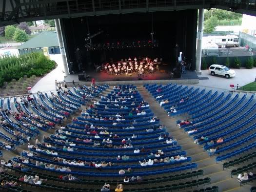 Michigan Lottery Amphitheatre