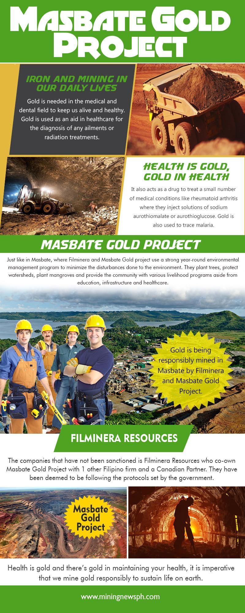 Masbate Gold Project