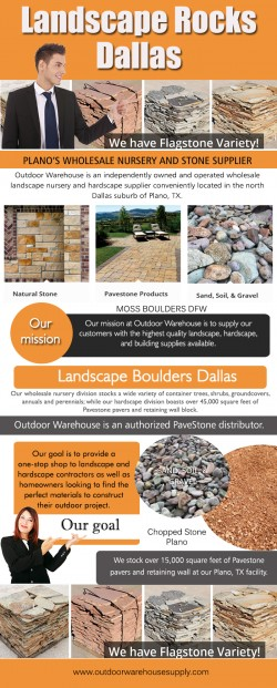 Dallas Stone Distributor