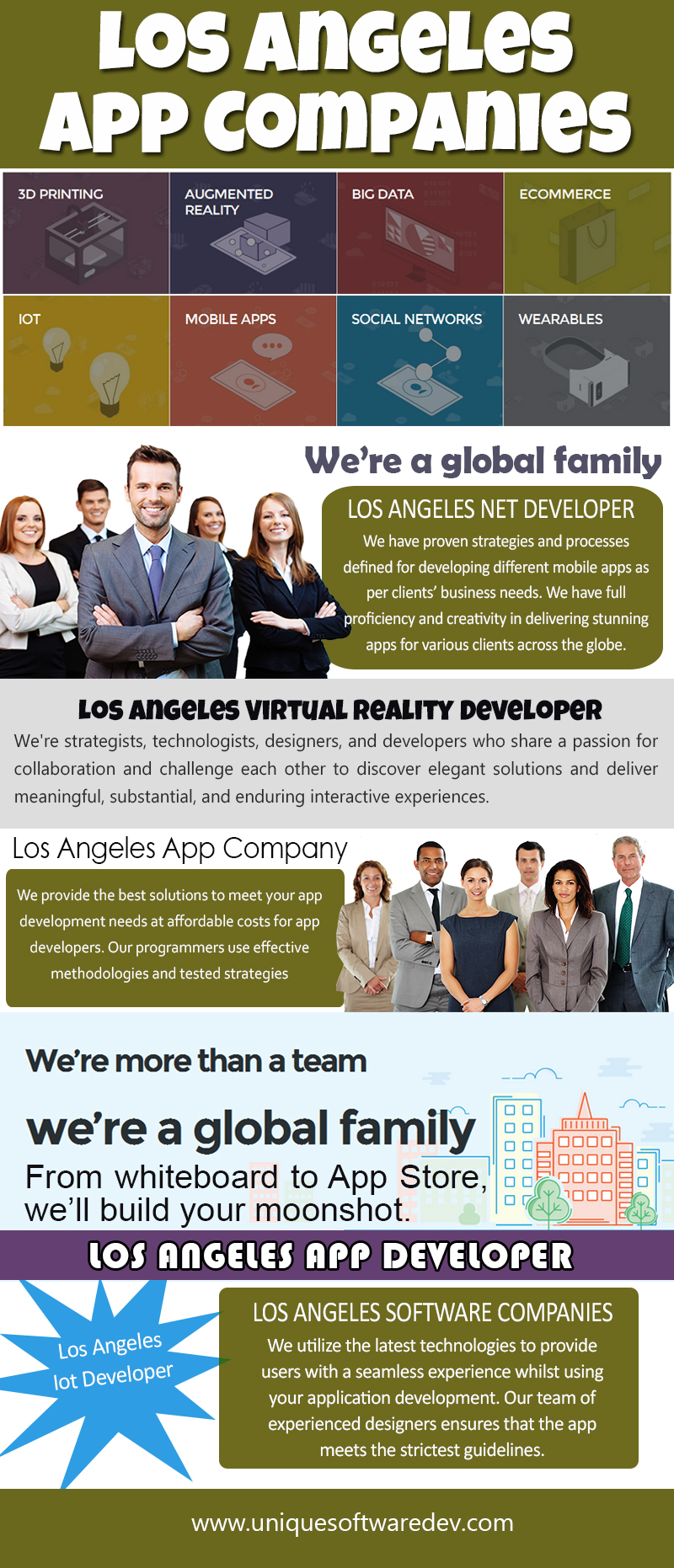 Los Angeles App Developer