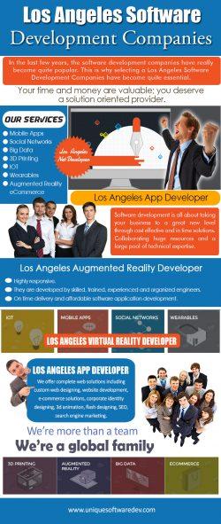 Los Angeles App Companies