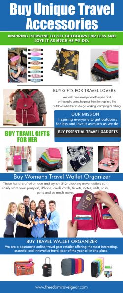 Buy Gifts For Travel Lovers