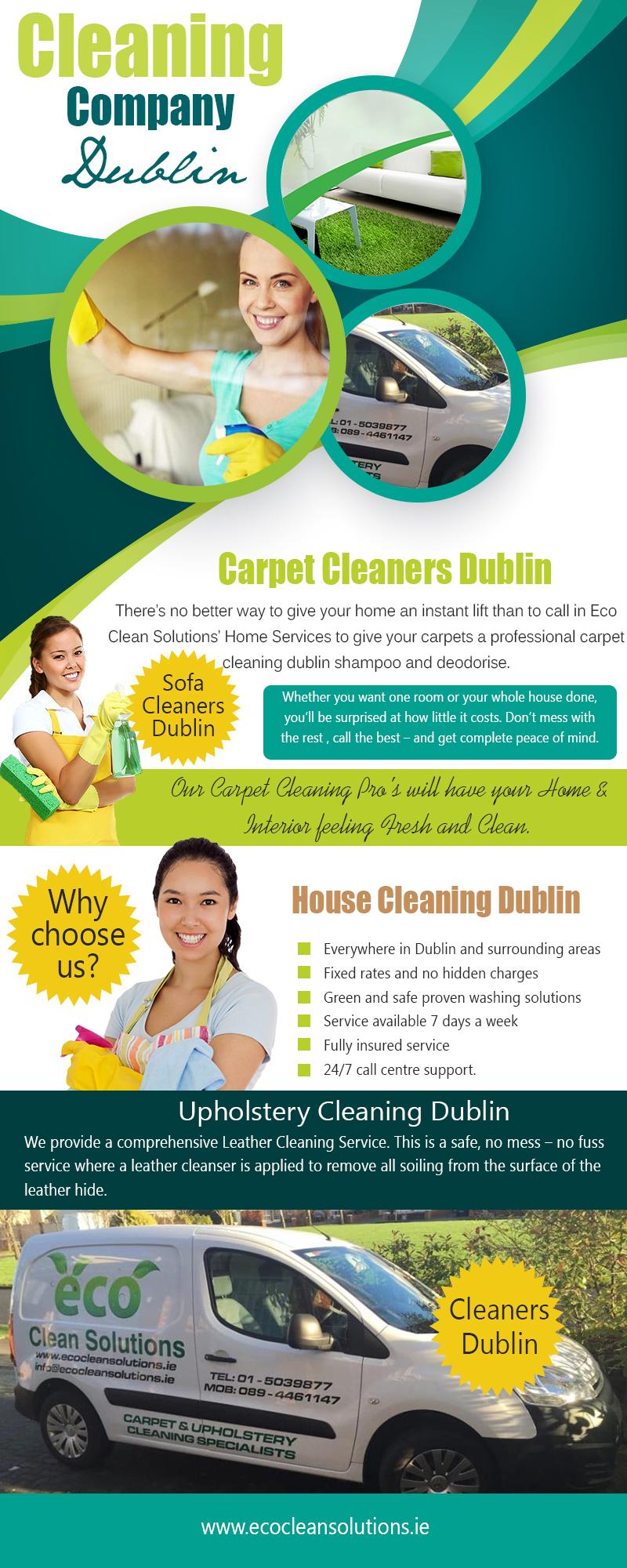 Carpet Cleaners Dublin