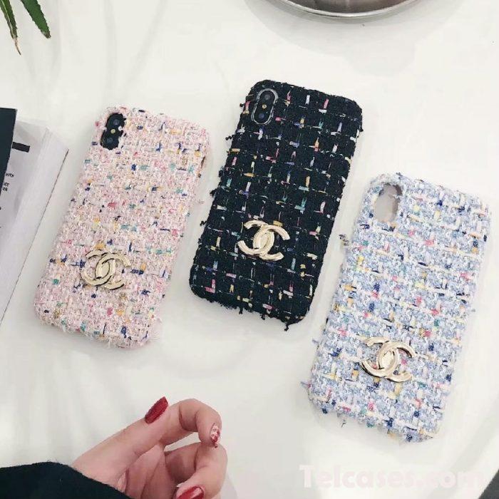 シャネル アイフォンテンカバー 可愛い もこもこ レディース iphone8/7plus 人気 衝撃 CHANEL iphonex/ ...