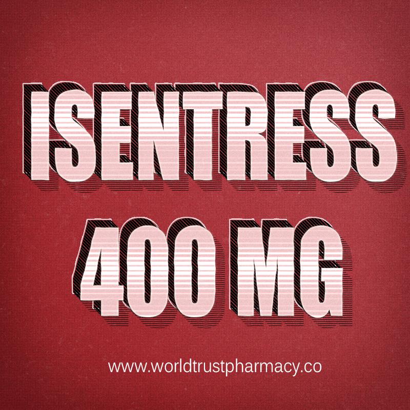isentress 400 mg