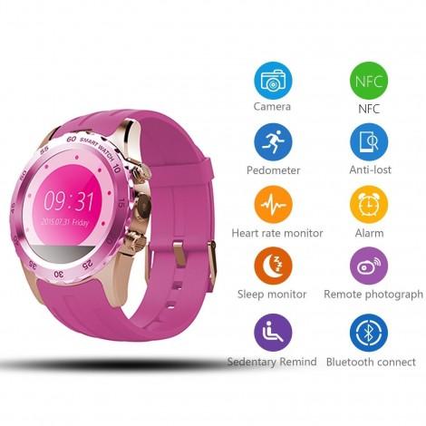 KW08 Bluetooth Smart Watch   KW08 Smartwatch