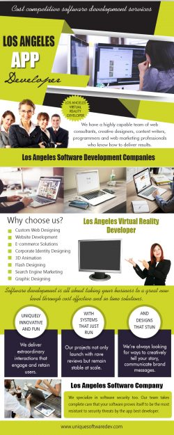Los Angeles App Developer