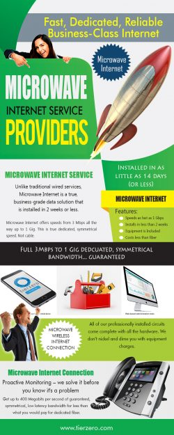Microwave Internet Service Providers