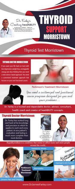 Hyperthyroidism Doctor Morristown