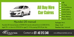 All Day Hire car Cairns
