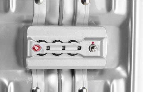 Aluminium Suitcase Lock Large