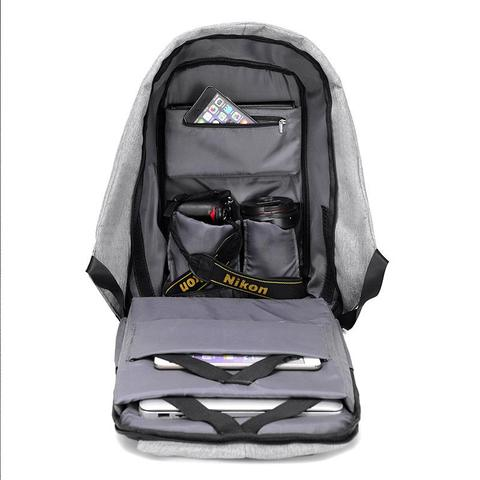 Anti Theft Backpack India