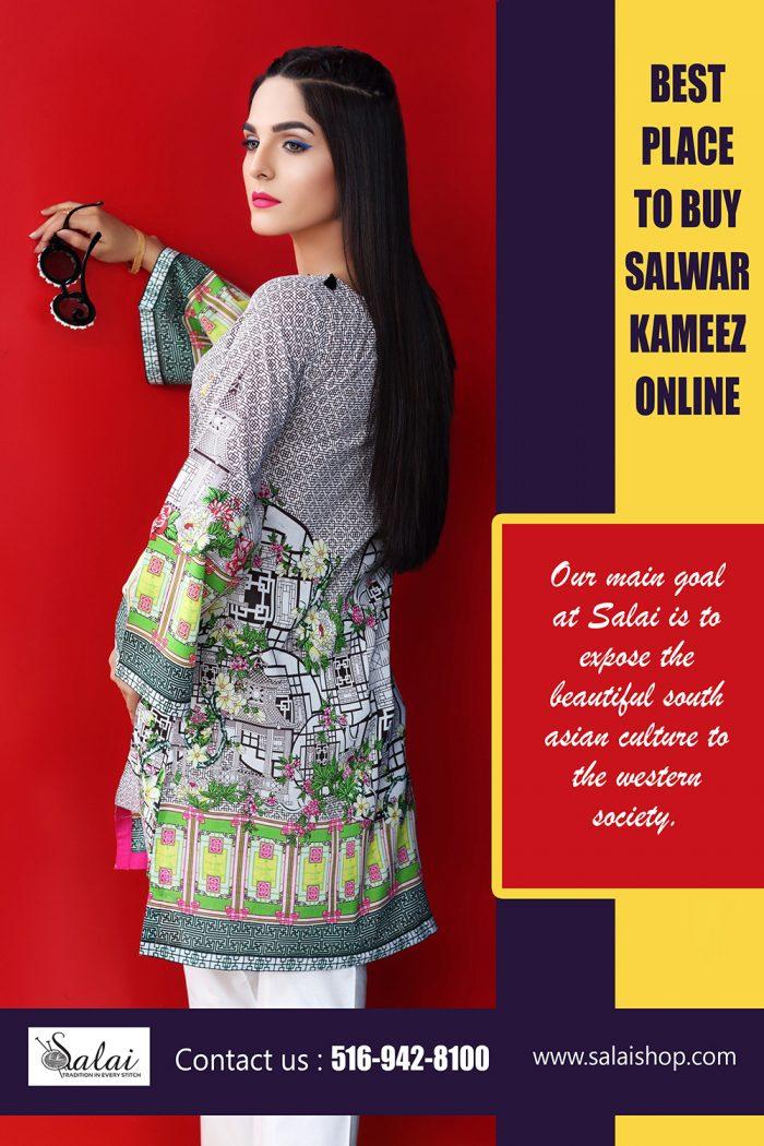 Best Place to Buy Salwar Kameez Online