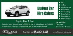 Budget Car Hire Cairn