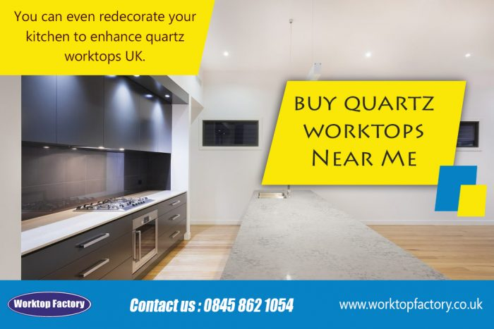 Buy Quartz Worktops Near Me