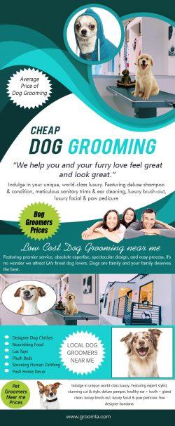 Cheap Dog Grooming
