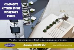Composite kitchen stone worktops prices